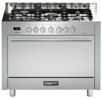Crafft 100X60 Full Safety Gas Cooker