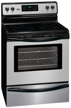 Gibson electric range from the USA MFF3026RS