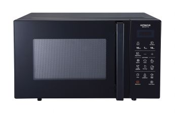 Hitachi Microwave Oven, 23L, With Grill, Digital, Convection, 800W, Black  HMR-D2311-S6