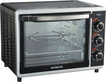 Hitachi 42 Liter Electric Oven With Convection Function 1640W- HOTG-42