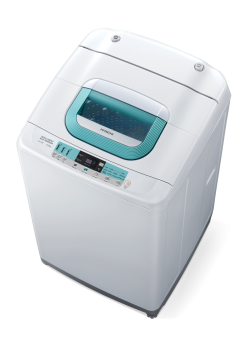 Hitachi Fully Automatic Washing Machine (Top Load) 9Kg - SF-P90P WH