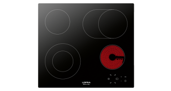 Lofra VENERE Series 60 cm Built-in Vitroceramic Hob