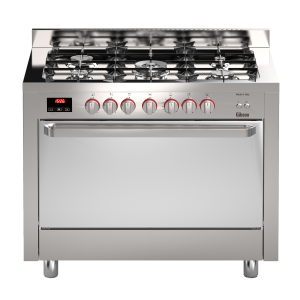 Gibson full safety cooker 100 X 60 Italian made with Code red design