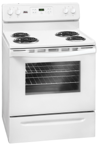 Gibson electric range from the USA- MFF3016RW