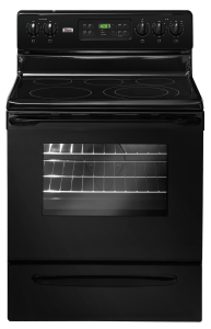Gibson electric range from the USA MFF3036RB